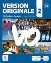 Version Originale 2 Livre de lĎleve + CD + DVD