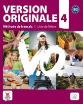 Version Originale 4 Livre de lĎleve + CD + DVD