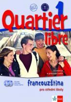 Quartier libre 1 Francouzština pro střední školy