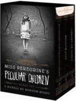 Ransom Riggs: Miss Peregrine's Peculiar Children