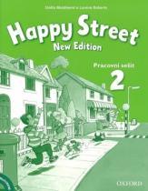 Happy Street 2 New Edition Pracovní sešit