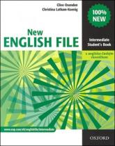 New English file Intermediate Studentƒs book + Czech wordlist