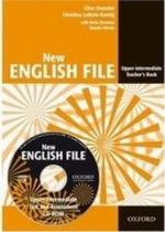 New English File Upper Intermediate Teacherƒs Book + Test Resource CD-ROM