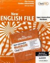 New English File Upper-intermediate Workbook