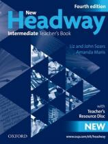 New Headway Fourth edition Intermediate Teacherƒs with Teacherƒs resource disc