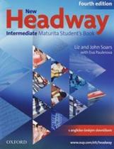 New Headway Intermediate Maturita Studentƒs Book Fourth Edition + iTutor DVD-rom