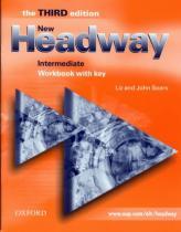 New Headway Third edition Intermediate Workbook with key