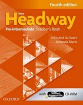 New Headway Pre-Int. Teacherƒs Book Fourth Edition with Teacherƒs Resource Disc