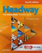 New Headway Pre-Intermediate Maturita Fourth Edition Studentƒs Book + iTutor DVD