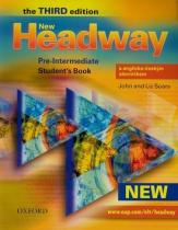 New Headway Pre-Intermediate Third edition Studentƒs Book with czech wordlist