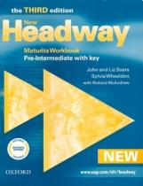 New Headway Preintermediate Maturita Workbooks