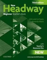 New Headway Third edition Beginner Teacherƒs Book + Resource CD-rom Pack