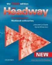 New Headway Third Edition Pre-intermediate Workbook Without Key