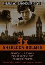 Zora Wolfová: 3 x Sherlock Holmes
