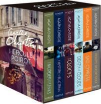 Agatha Christie: Hercule Poirot Six Classic Hercule Poirot Mysteries