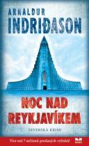 Arnaldur Indridason: Noc nad Reykjavíkem