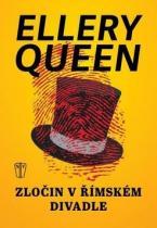 Ellery Queen: Zločin v římském divadle
