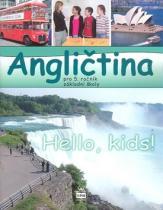 SPN: Angličtina pro 5. ročník základní školy Hello, Kids! Učebnice