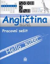 SPN: Angličtina pro 3.ročník základní školy Hello, kids! Pracovní sešit