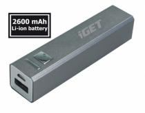 iGET POWER B-2600 mAh