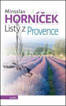 Miroslav Horníček: Listy z Provence