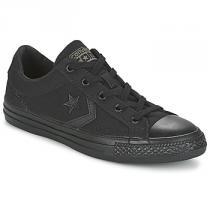 Converse STAR PLAYER MONO FUNDAMENTAL CANVAS OX černá - dámské