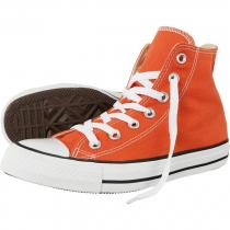 Converse Chuck Taylor All Star Hi oranžová - dámské