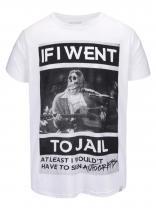 Shine Original Bílé tričko Original Jail