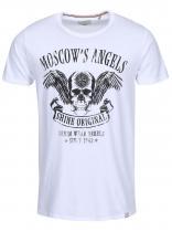 Shine Original Bílé triko s potiskem Original