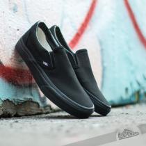 Vans Classic Slip On Black/ Black - dámské