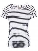 Vero Moda Krémové pruhované tričko Ester
