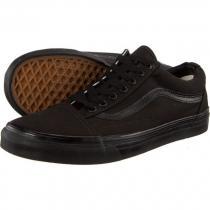 Vans Old Skool Black/Black - dámské