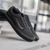 Vans Old Skool Lite+ Canvas Black/ Black - dámské