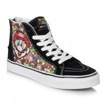 Vans Sk8-Hi Zip Nintendo Mario & Luigi - dámské