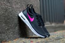 Nike Air Max Thea (GS) Black/ Hyper Pink-White - dámské