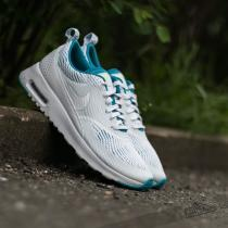 Nike Air Max Thea EM White/ White - Blue Lagoon - Ghost - Green - dámské