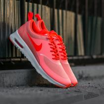 Nike Air Max Thea Atomic Pink/ Total Crimson-White - dámské