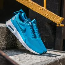Nike Air Max Thea Blue Lagon/ Green Abyss-White - dámské