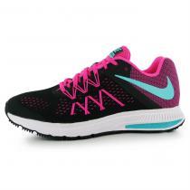 Nike Zoom Winflo 3 Ld63 Black/GreenPink - dámské