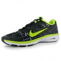 Nike Dual Fusion Print Black/Volt/Met - dámské