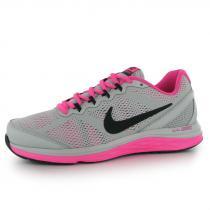 Nike Dual Fusion 3 Grey/Pink - dámské