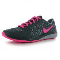 Nike Dual Fusion Print Charcoal/Pink - dámské