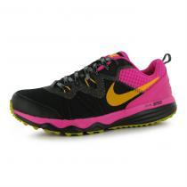 Nike Dual Fusion Black/Orange/Pink - dámské