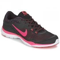 Nike FLEX TRAINER 5 PRINT černá - dámské