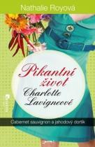 Nathalie Royová: Pikantní život Charlotte Lavigneové Cabernet sauvignon a jahodový dortík