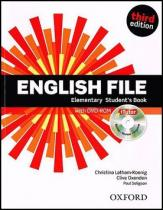 English File Elementary Studentƒs Book + iTutor DVD-ROM
