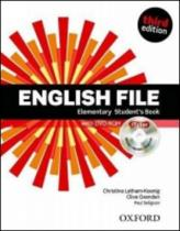 English File Elementary Studentƒs Book + iTutor DVD-ROM Czech Edition