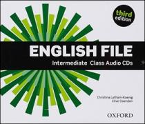 English File Intermediate Class Audio CDs