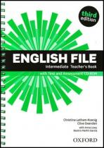 English File Intermediate Teacherƒs Book with Test and Assessment CD-ROM