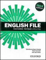 English File Intermediate Workbook without key